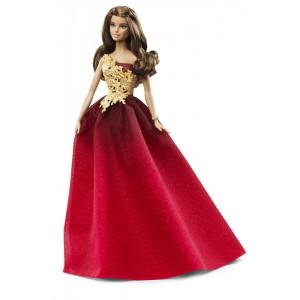 Barbie 2016 Holiday Doll - Brown Hair
