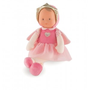 Corolle Mon Doudou Princess Pink Cotton Flower Baby Doll