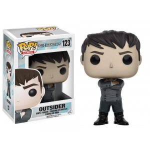 Funko POP! Games: Dishonored 2 3.75 inch Vinyl Figure - Outsider