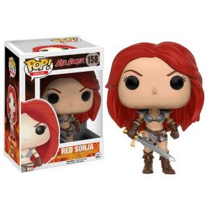 Funko POP! 3.75 inch Vinyl Figure - Red Sonja