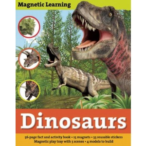 Magnetic Learning: Dinosaurs