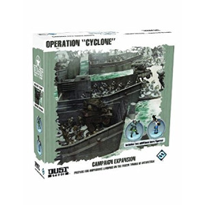 Dust Tactics: Operation Cyclone
