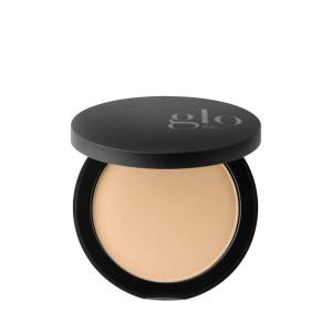 Glo Skin Beauty Pressed Base - Golden Dark