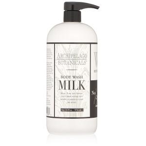 Archipelago Milk Body Wash,33 Fl Oz