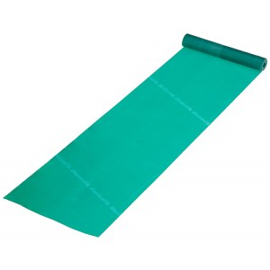 TheraBand Professional Latex Resistance Bands For Upper and Lower Body Exercise, Physical Therapy, Lower Pilates, At-Home Workouts, and Rehab, 5 Foot, 30 Count, Green, Heavy, Intermediate Level 1