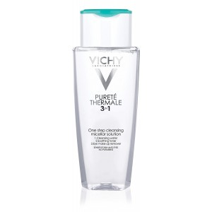 Vichy Micellar Cleansing Water and Makeup Remover for Sensitive Skin