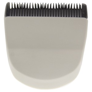 Wahl Professional Peanut Snap On Clipper/Trimmer Blade (White) #2068-300 – For Wahl Peanuts (White)
