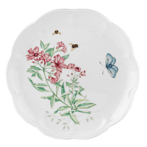 Lenox Butterfly Meadow Tiger Swallow Tail Accent Plate