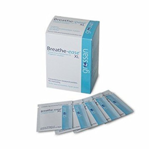 Grossan Breathe-easeXL Nasal/Sinus Irrigation Packets. 30ct