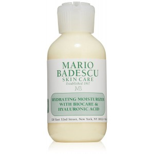 Mario Badescu Hydrating Moisturizer with Biocare and Hyaluronic Acid, 2 oz.