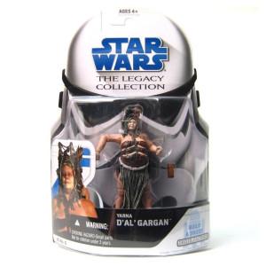 Yarna D'Al' Gargan Jabba's 3-Bikini Slave Girl Dancer Star Wars The Legacy Collection Action Figure