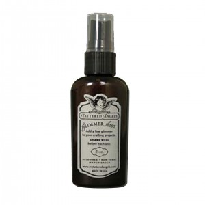 Tattered Angels Glimmer Mist 2 Ounce, Tattered Leather