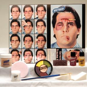 Graftobian Severe Trauma Makeup Kit