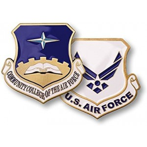 Community College of the Air Force Challenge Coin