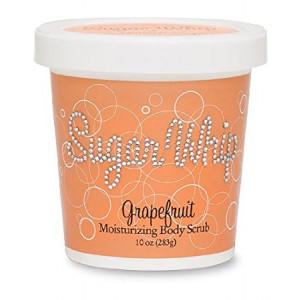 Primal Elements Grapefruit Sugar Whip Moisturizing Body Scrub, 10-Ounce Package