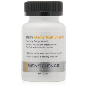MenScience Androceuticals Daily Multivitamin Men, 60 Tablets