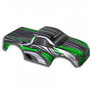 Redcat Racing Truck Body Green and White (1/10 Scale)