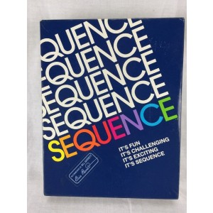 sequence board game 1992 Edition