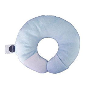 Babymoon Pod - For Flat Head Syndrome and Neck Support (Baby Blue)