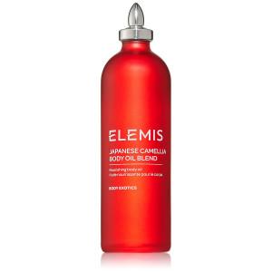 ELEMIS Japanese Camellia Blend Body Oil - Nourishing Body Oil