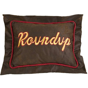 HiEnd Accents Western Roundup Pillow