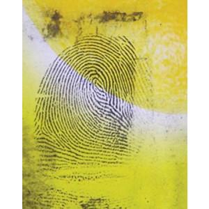 Lightning Powder Black Magnetic Fingerprint Powder (1-Ounce)