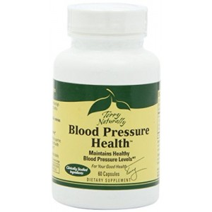 Terry Naturally Blood Pressure Health, 60 Capsules (FFP)