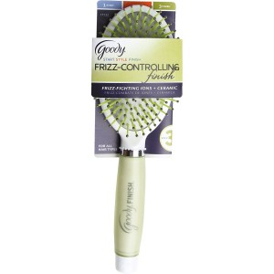 Goody Styling Essentials Start Style Finish Hair Brush, Gel Cushion