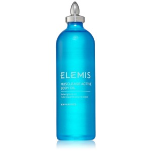 ELEMIS Musclease Active Body Oil - Relaxing Body Oil, 3.3 fl oz