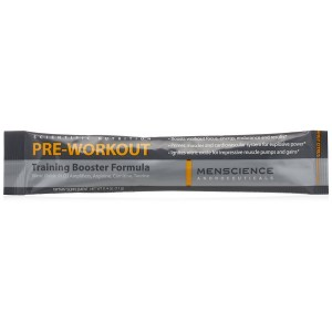 MenScience Androceuticals Pre-Workout Training Booster Formula