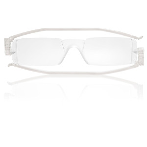 Nannini Compact One Optics 1.5 Temples Reading Glass (Crystal)