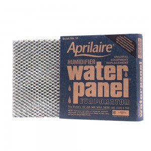 Aprilaire 10 Water Panel Single Pack for Humidifier Models 110, 220, 500, 550, 558