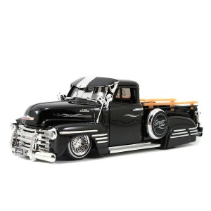 1951 Chevy Pickup 1:24 Scale (Black)