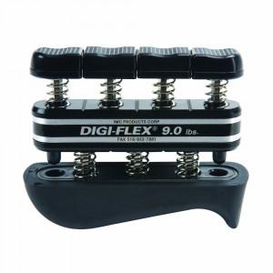 Digi-Flex Black Hand and Finger Exercise System, 9 lbs Resistance
