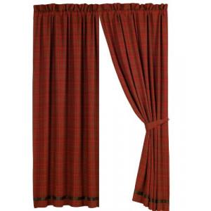 HiEnd Accents Cascade Lodge Curtain
