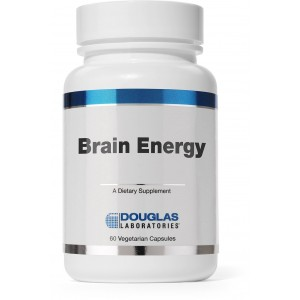 Douglas Laboratories - Brain Energy - Essential Nutrients Formulated to Nutritionally Support Increased Brain Energy* - 60 Capsules