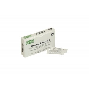 Pac-Kit by First Aid Only 9-001 Ammonia Inhalant Capsule (Box of 10)