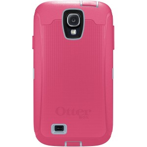OtterBox 77-27765 Defender Series Case for Samsung Galaxy S4 - 1 Pack - Wild Orchid
