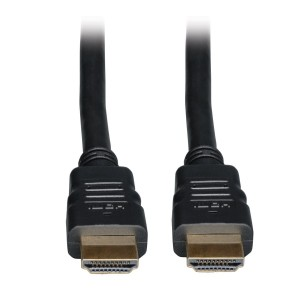 Tripp Lite High Speed HDMI Cable with Ethernet, Ultra HD 4K x 2K, Digital Video with Audio (M/M), 20-ft. (P569-020)