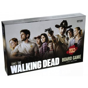 The Walking Dead Board Game _ Based of AMC TV show by Cryptozoic Entertainment