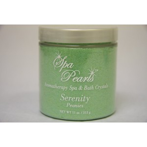 inSPAration 755558001718 Spa Pearls Aromatherapy Crystals, Serenity