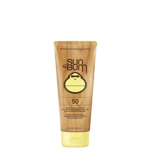 Sun Bum Moisturizing Sunscreen Lotion 3oz Tube, Oil Free, Hypoallergenic, Packaging May Vary