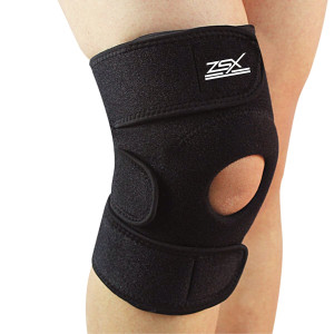Knee Brace Support by ZSX SPORT - Helps Meniscus Tear, Arthritis, Running, Walking, Torn ACL, and MCL Injury Recovery