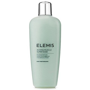 ELEMIS Aching Muscle Super Soak - Musclease Bath Soak, 13.5 fl oz