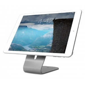 Maclocks HoverTab Universal Security Display Stand for Tablets and Smartphones, Silver (HOVERTAB)