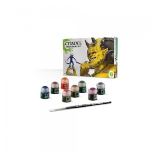 Citadel Shade Paint Set by Games Workshop