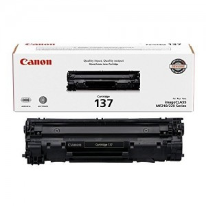 Canon Original 137 Toner Cartridge - Black