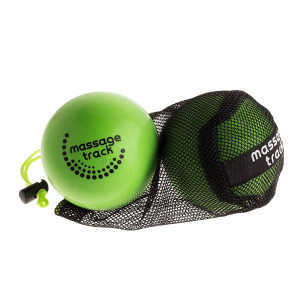 Firm Yoga Balls for Myofascial Release, Mobility, Deep Tissue Massage and Trigger Point Therapy