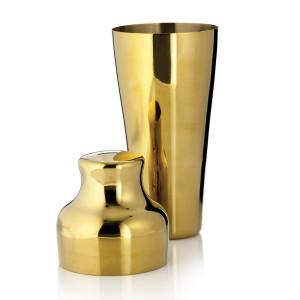 Belmont Gold Cocktail Shaker by Viski