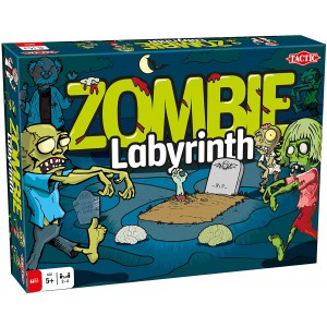Zombie Labyrinth (Multi) Board Game (4 Player)